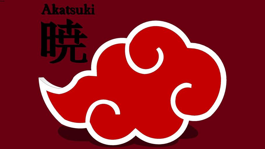 Akatsuki Logo (Naruto)