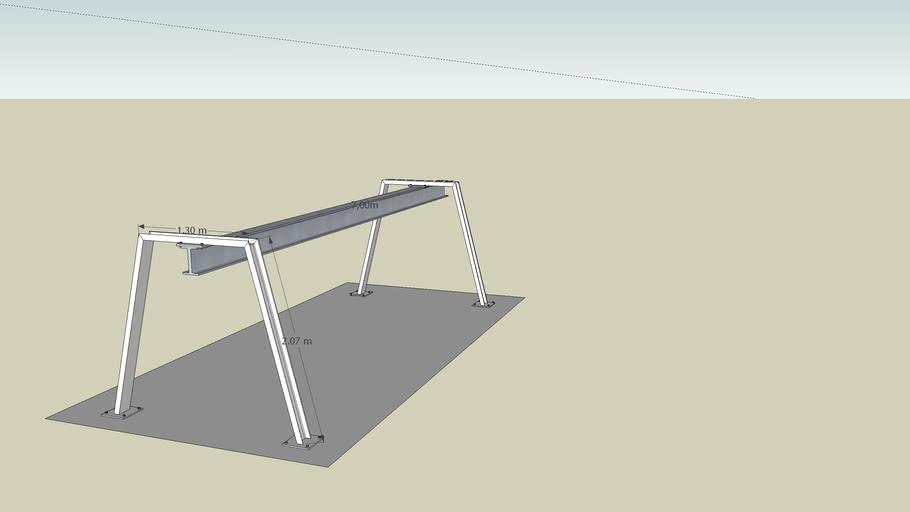 Steel Hoist Construction