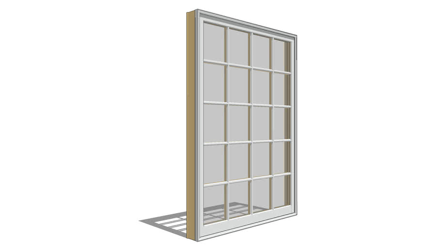 Architect Series Traditional: Double-Hung - Fixed