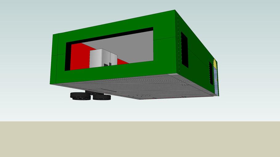 portable room