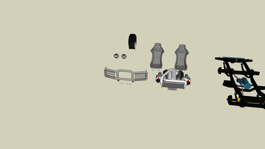Rally Parts Package
