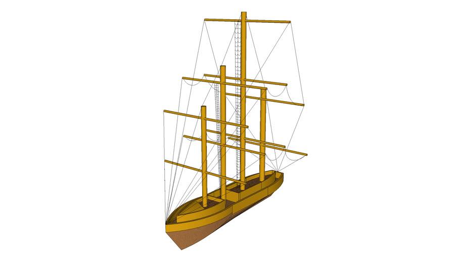 VINTAGE SHIP BY DOITALL