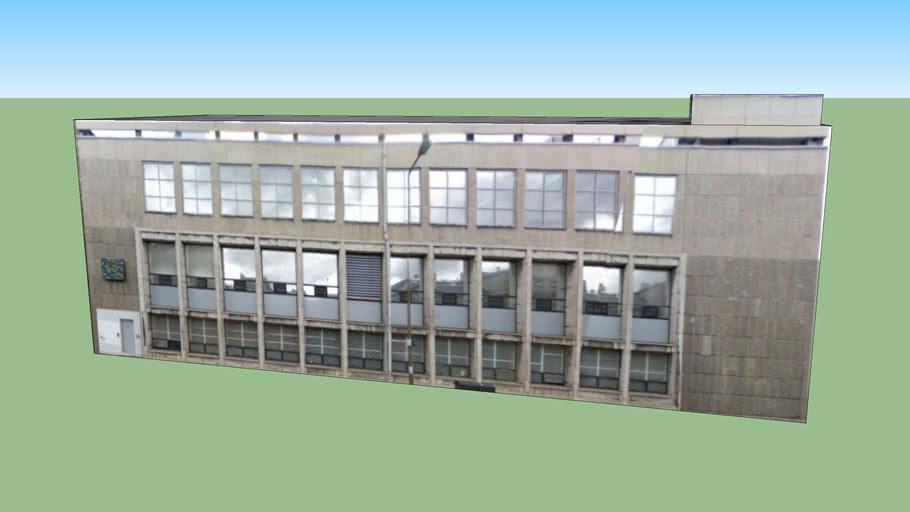 Building in Edinburgh EH1 3RZ, UK