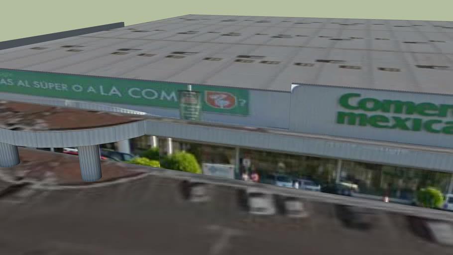 Comercial Mexicana Leon, Gto