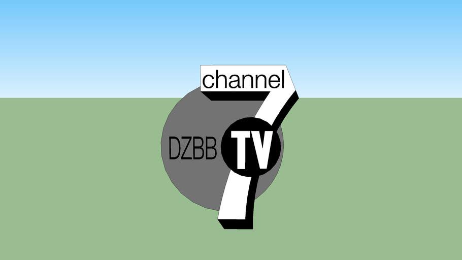 DZBB TV Channel 7 Logo (1961-1972)