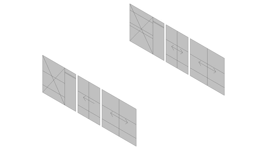 Elevations for Type B