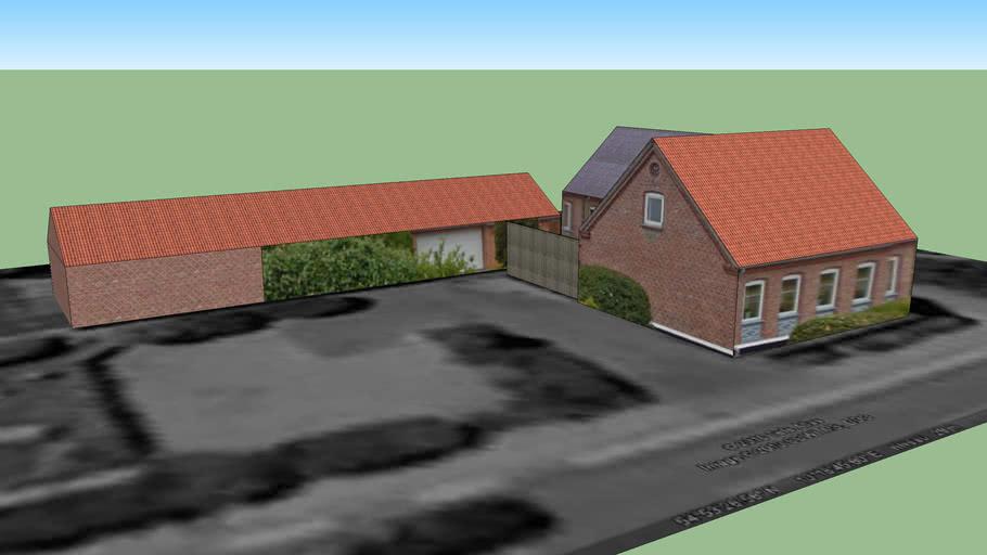 Brergninge_ 38E Red house