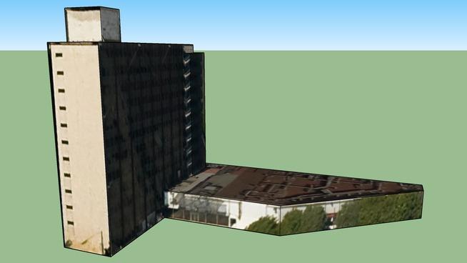 Edificio ópticas devlyn