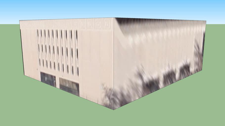 此建築物位於 阿布奎基新墨西哥美國