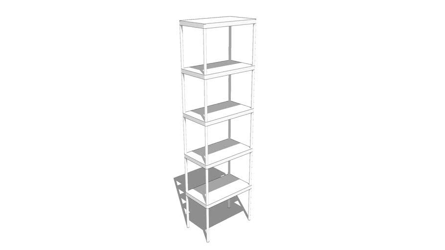 Shelf Floor Unit - Intermetro (96x14x24)