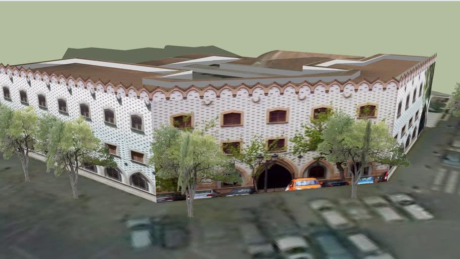 Convento Siervas de Jesús - Valencia