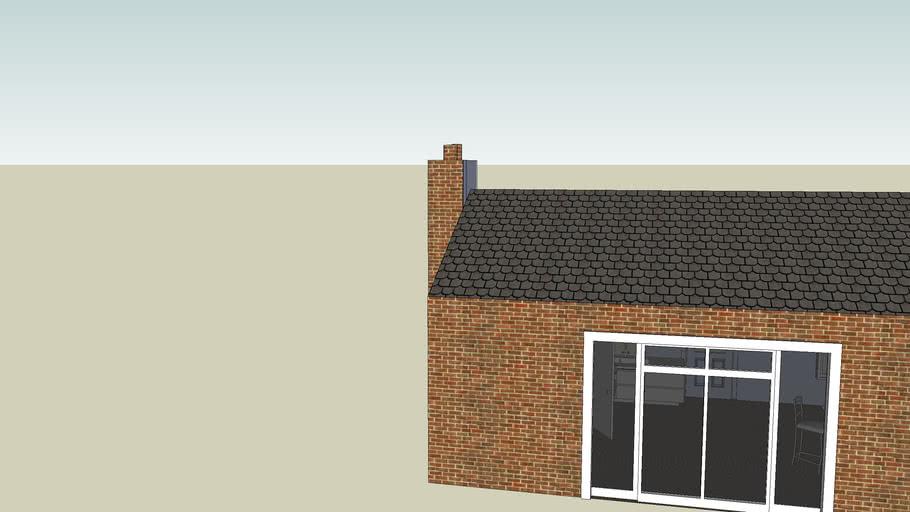 detailed bungallo