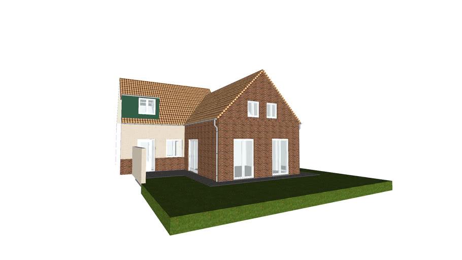 Verbouwing woonhuis Familie Bemelmans