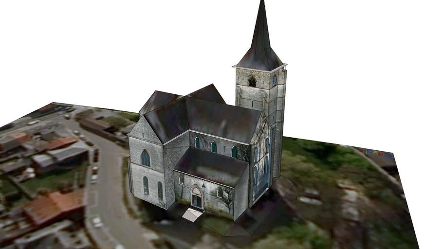 Eglise Saint Médard - Jodoigne