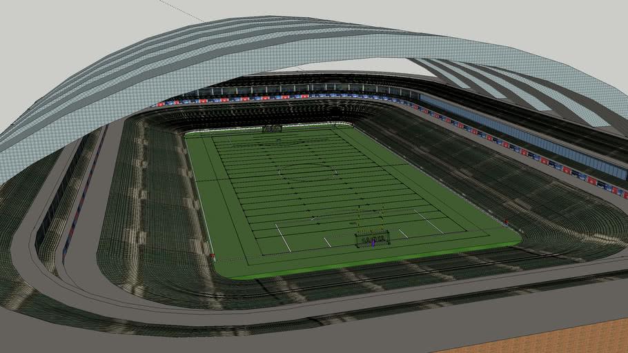 Football/Soccer Stadium