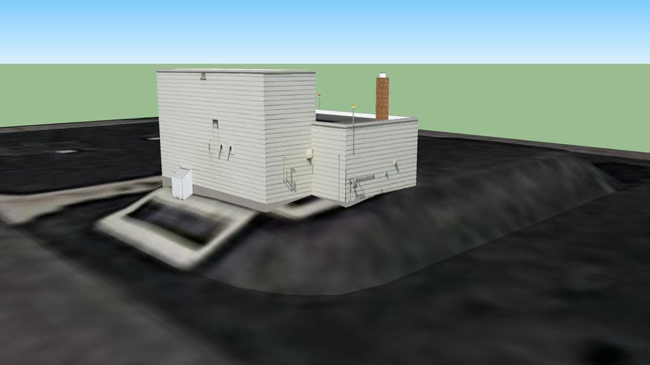 Water Pumphouse Station