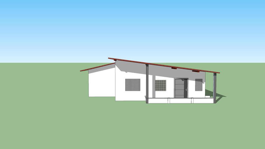 simple bungalow