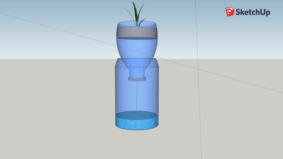 Modelo de riego equipo rocket
