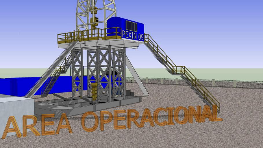 Oil Rig - Pexin 09