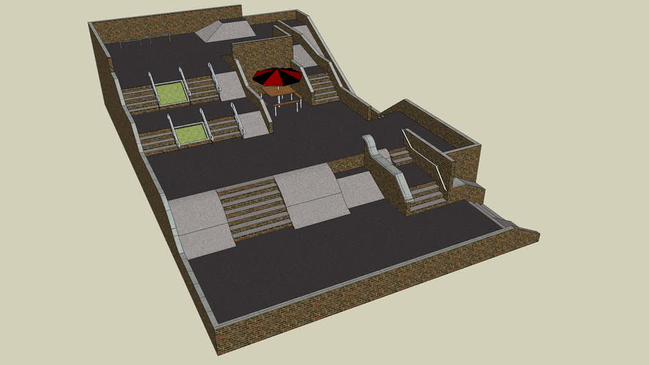 Skateboard Plaza