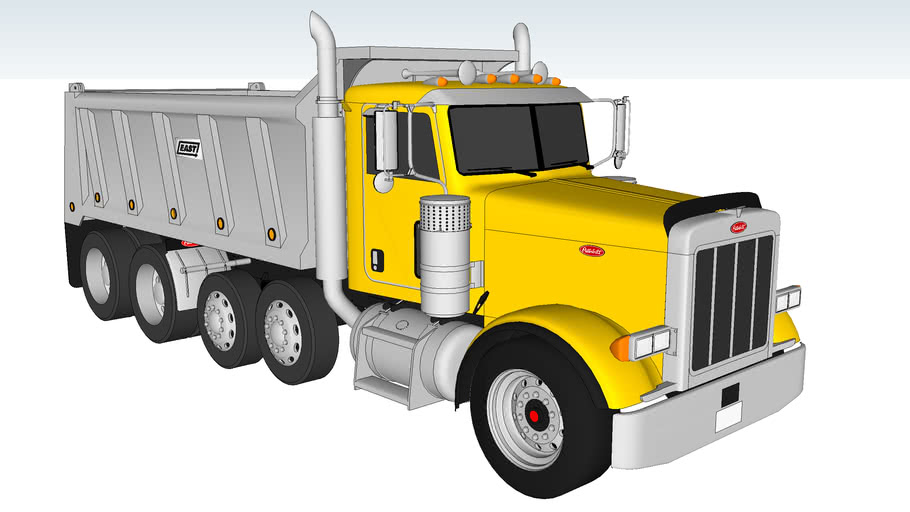 2007 Peterbilt 379 Short Hood- Dump Truck- :)