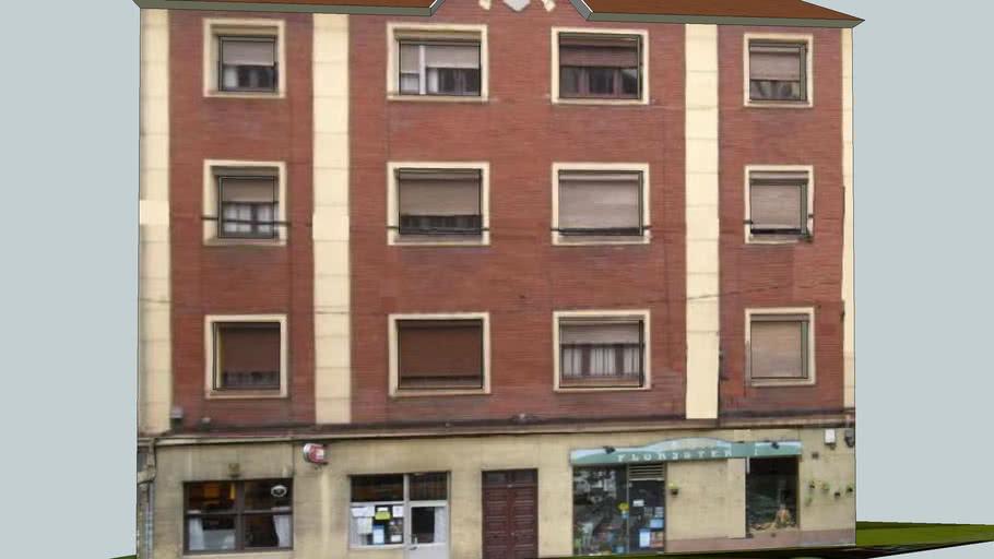 Edificio de Oviedo