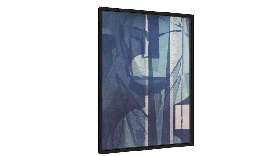 Quadro A Mulher e a Água - Galeria9, por Fernando Vieira