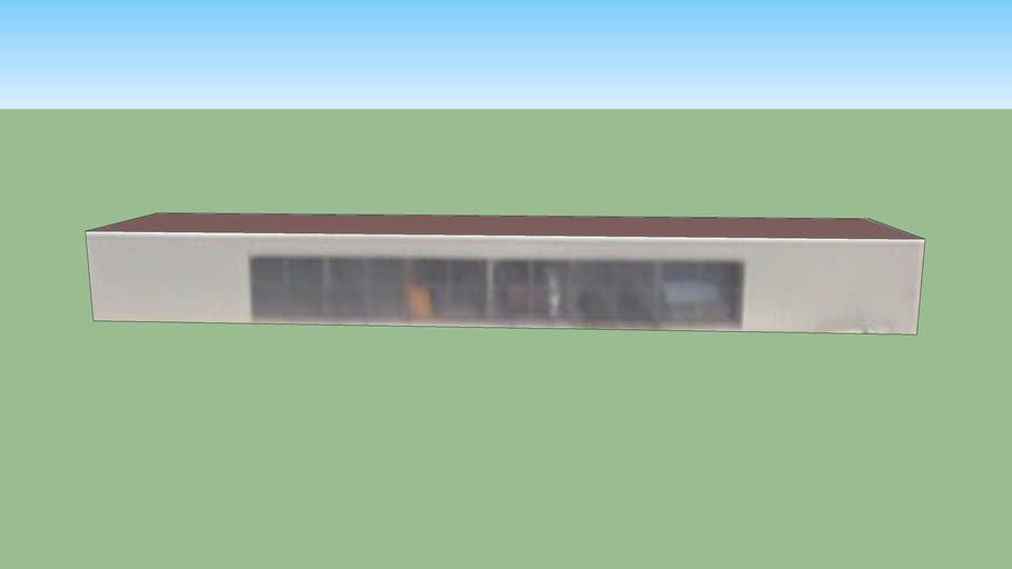 Randolph AFB Ramp building