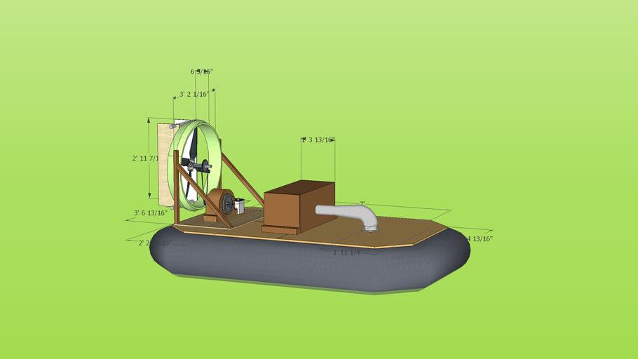 home made hovercraft