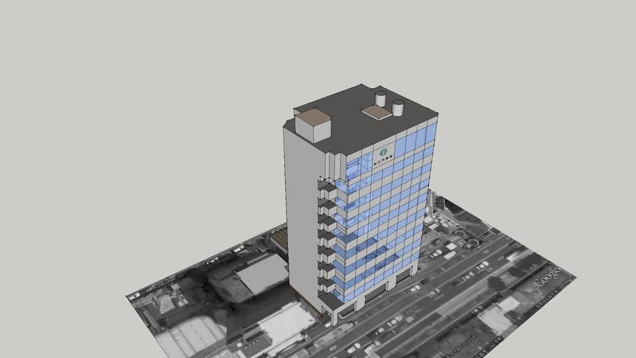 Office Building for iii-edu