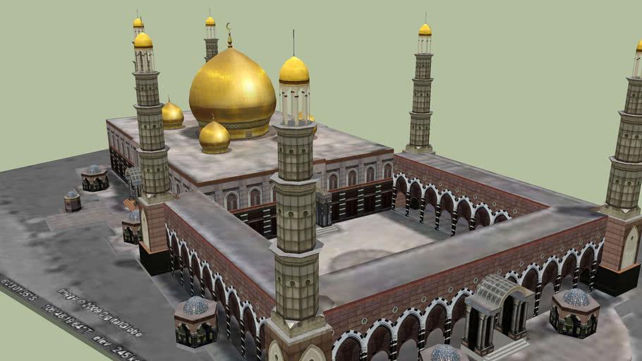 Dian Al Mahri Mosque (Revised)
