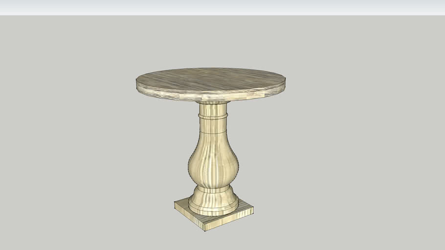 CI - Berkshire Side Table