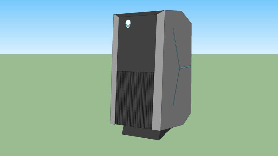 Alienware Aurora (1st gen) gaming desktop computer