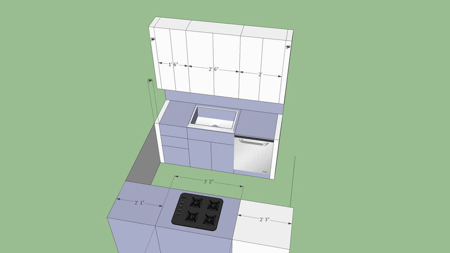 real kitchen new september rooms box house