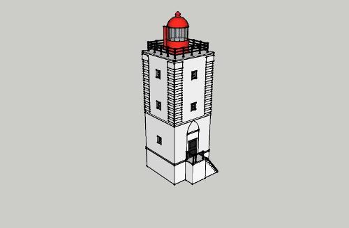 De Ven Lighthouse / Enkhuizen Lighthouse