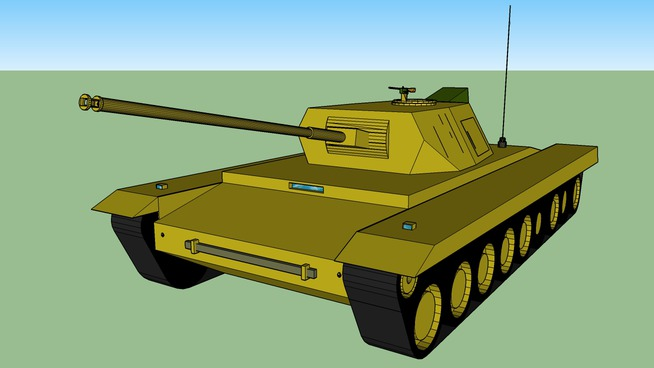 Karen main battle tank