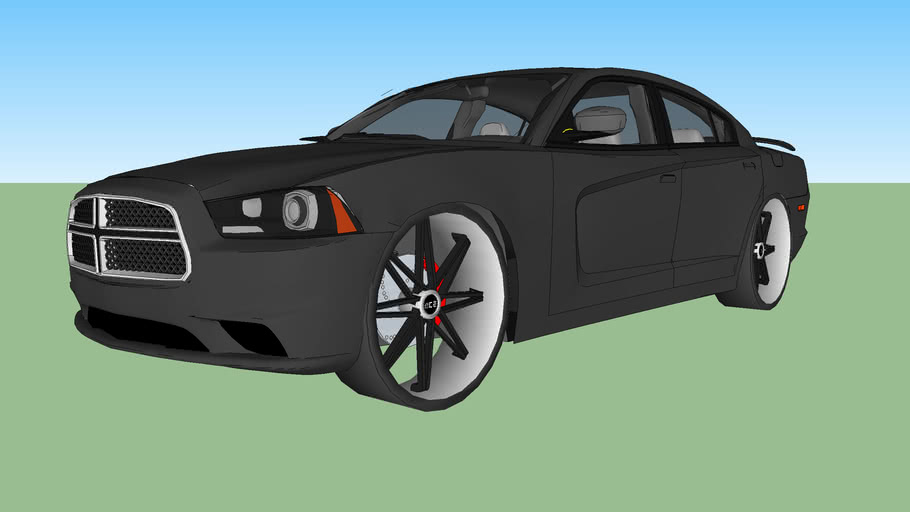 CHARGER( TUNER RIM )