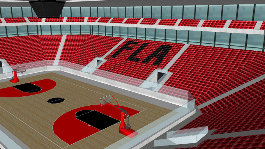 Arena de Basquete do Flamengo