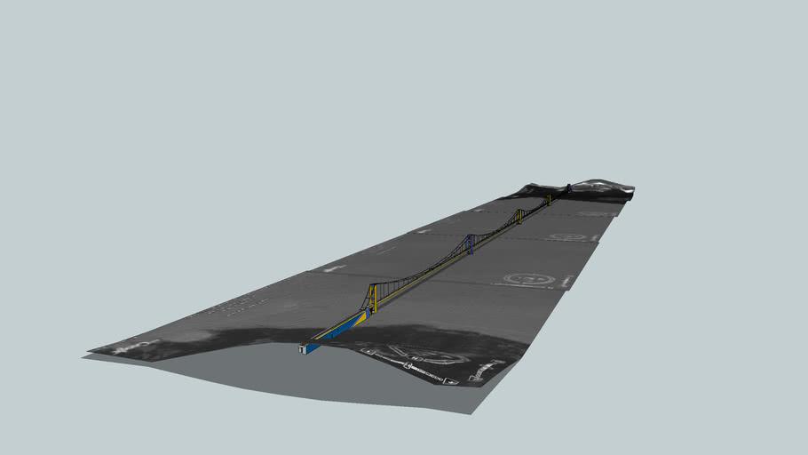 puente del estrecho de gibraltar