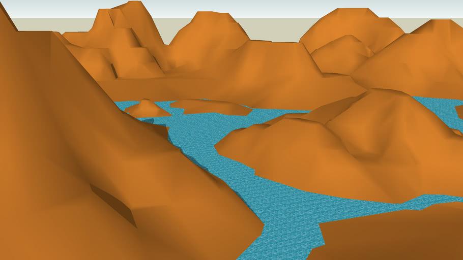 random terrain