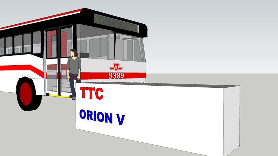 TTC Orion V