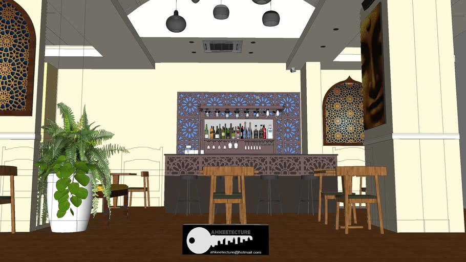 Restaurant Mini Bar