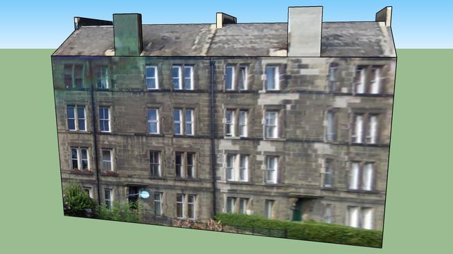 Building in Edinburgh EH10 5QQ, UK