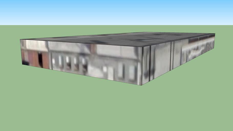 Bâtiment situé Denver, Colorado, États-Unis