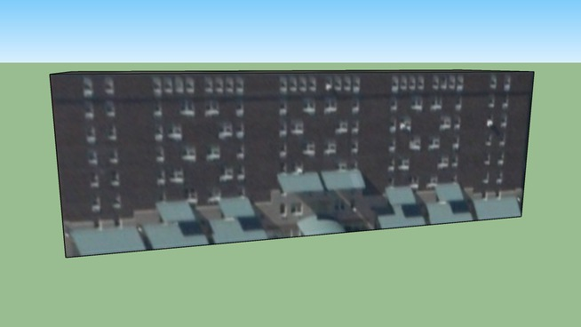 Bâtiment situé Boston, Massachusetts, États-Unis
