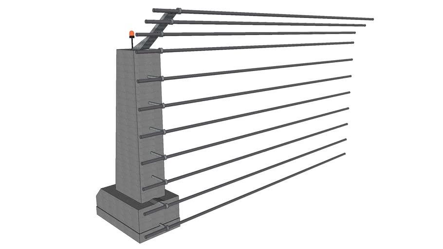 Jurassic Park (Builder) - Generic Fence