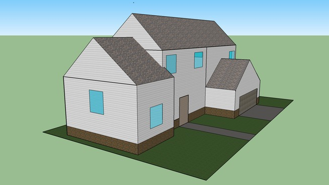 Small nice house