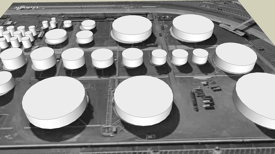 Tank Farm (Shell Oil) 1