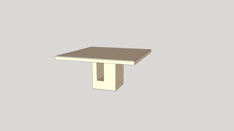 Mesa de Jantar Toten 150x150