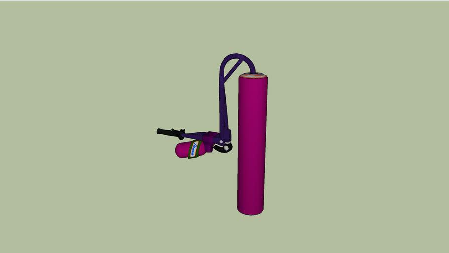 Splatoon Splat Roller